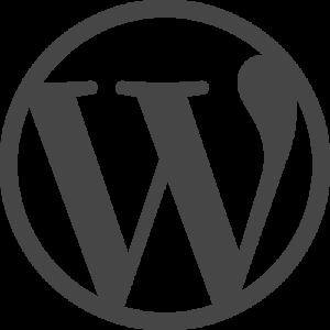 WordPress-logotype-simplified