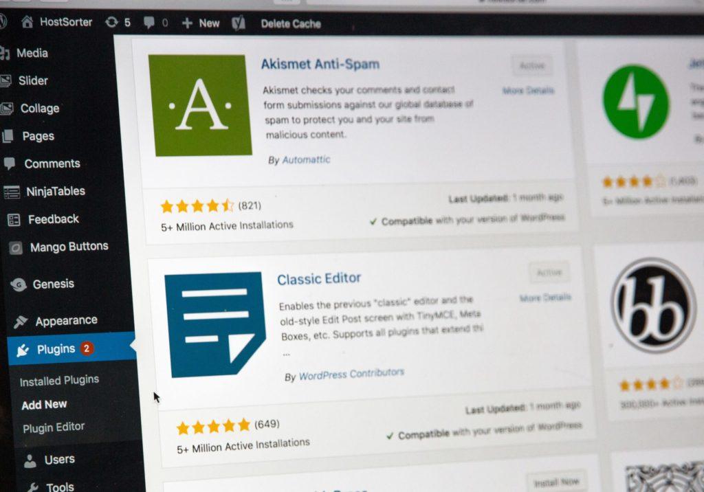 reseau formation le blog apprendre wordpress
